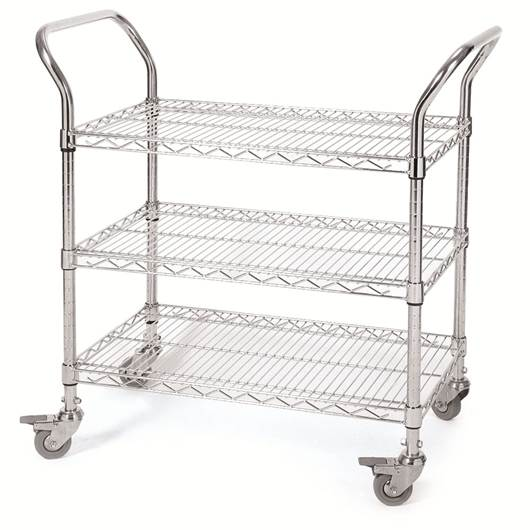 Picture of 2 & 3 Tier General Purpose Trolleys
