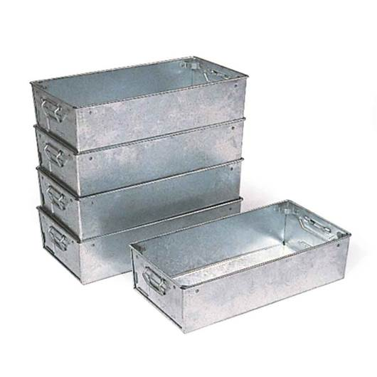 Picture of Galvanised Tote Pans