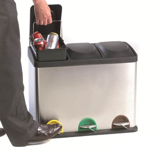 Picture of Recycling Pedal Bins