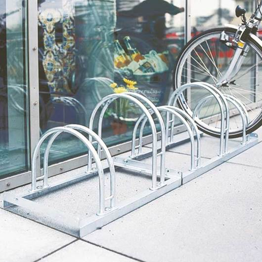 Picture of Hi-Hoop Cycle Rack