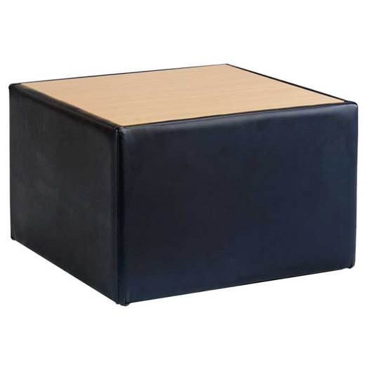 Picture of Face Bonded Leather Reception Coffee Table