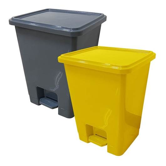 Picture of 15L Pedal Bins - Set of 3